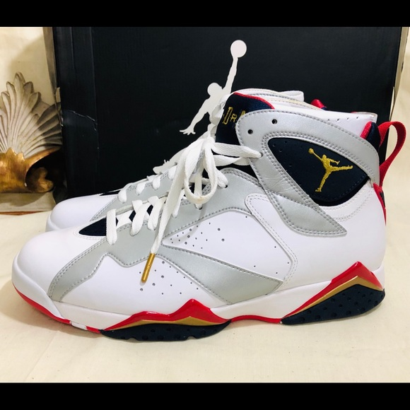 e4cf27d88d1735 Jordan Other - AIR JORDAN 7 RETRO RARE WHITE